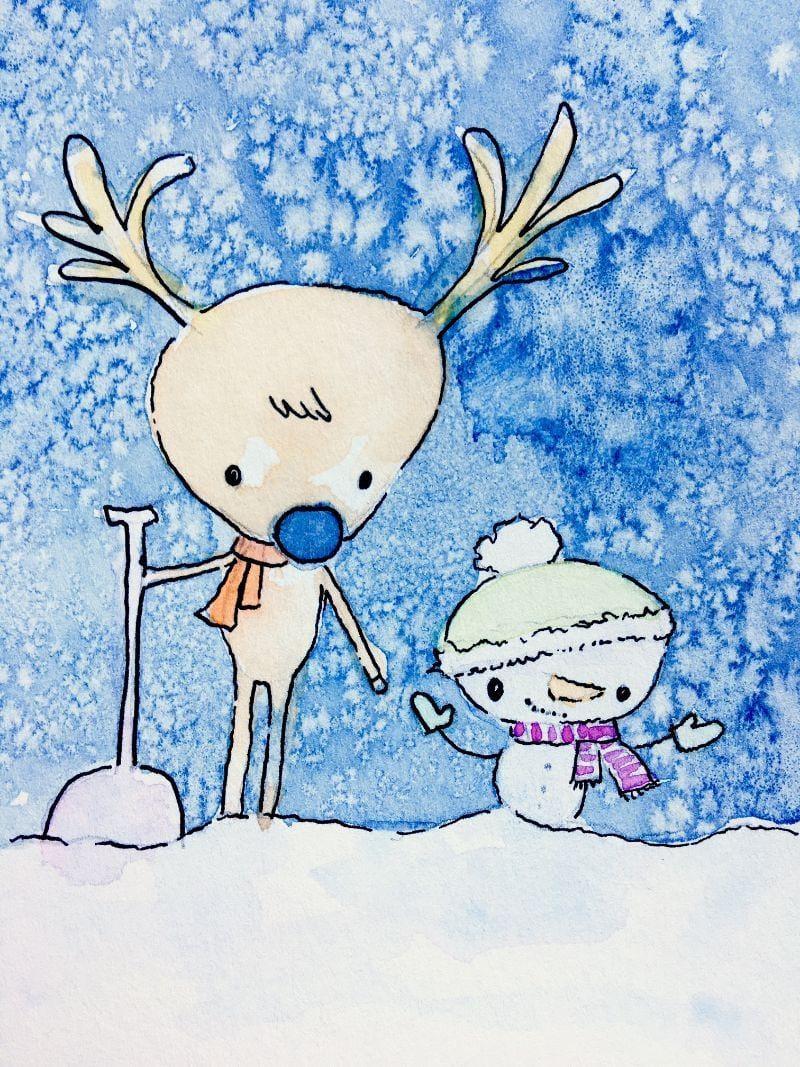 Snow Buddies - image 1 - student project