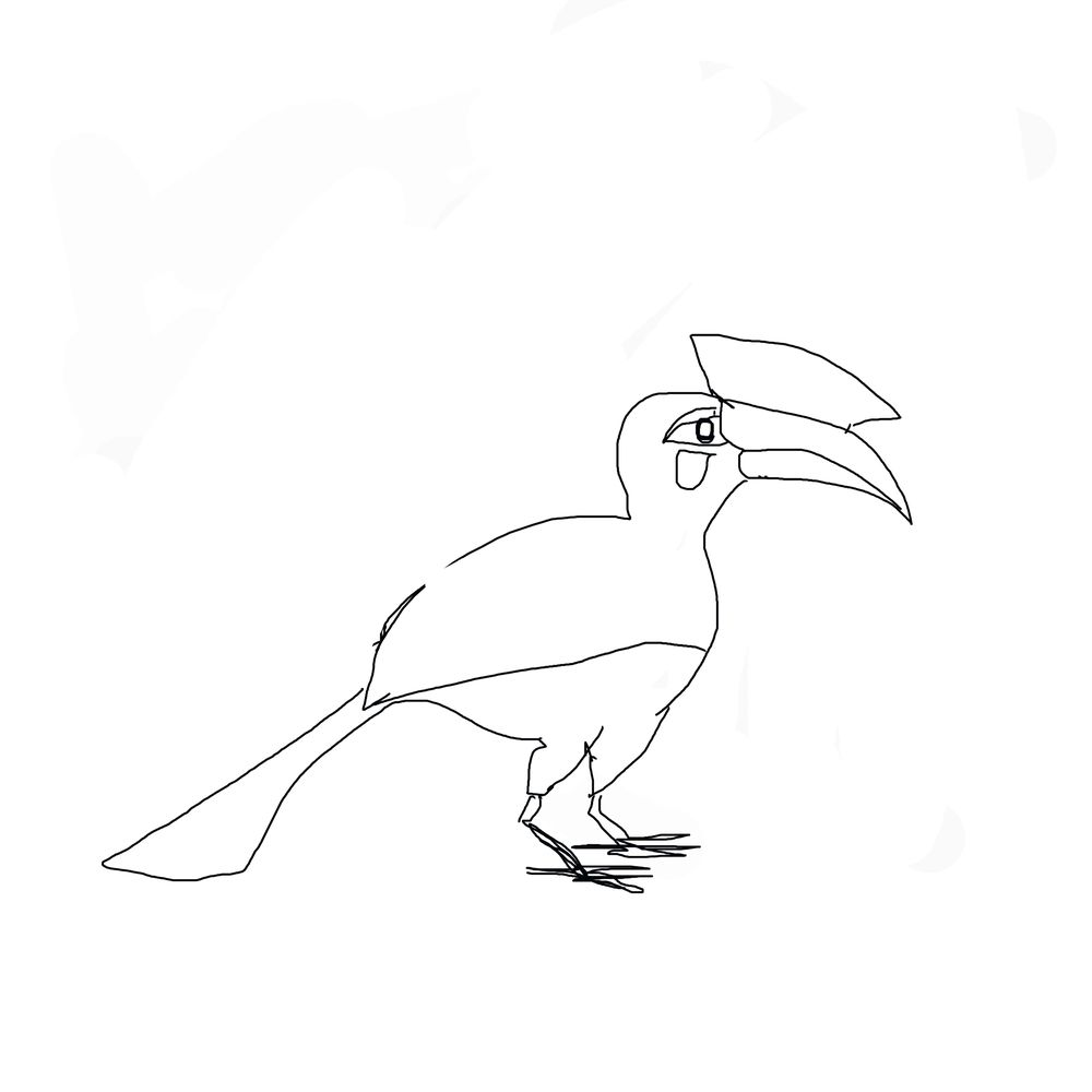 Hornbill! - image 2 - student project