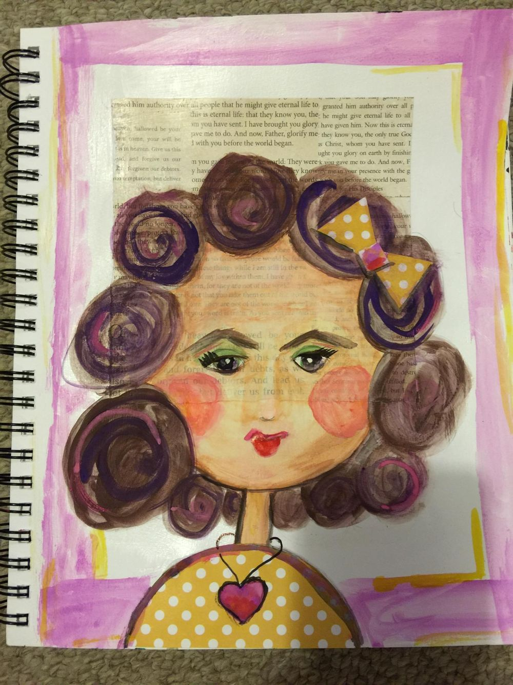 Curly Sue - image 1 - student project
