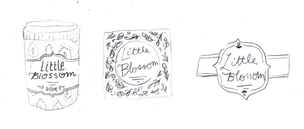 Little Blossom Honey - image 2 - student project