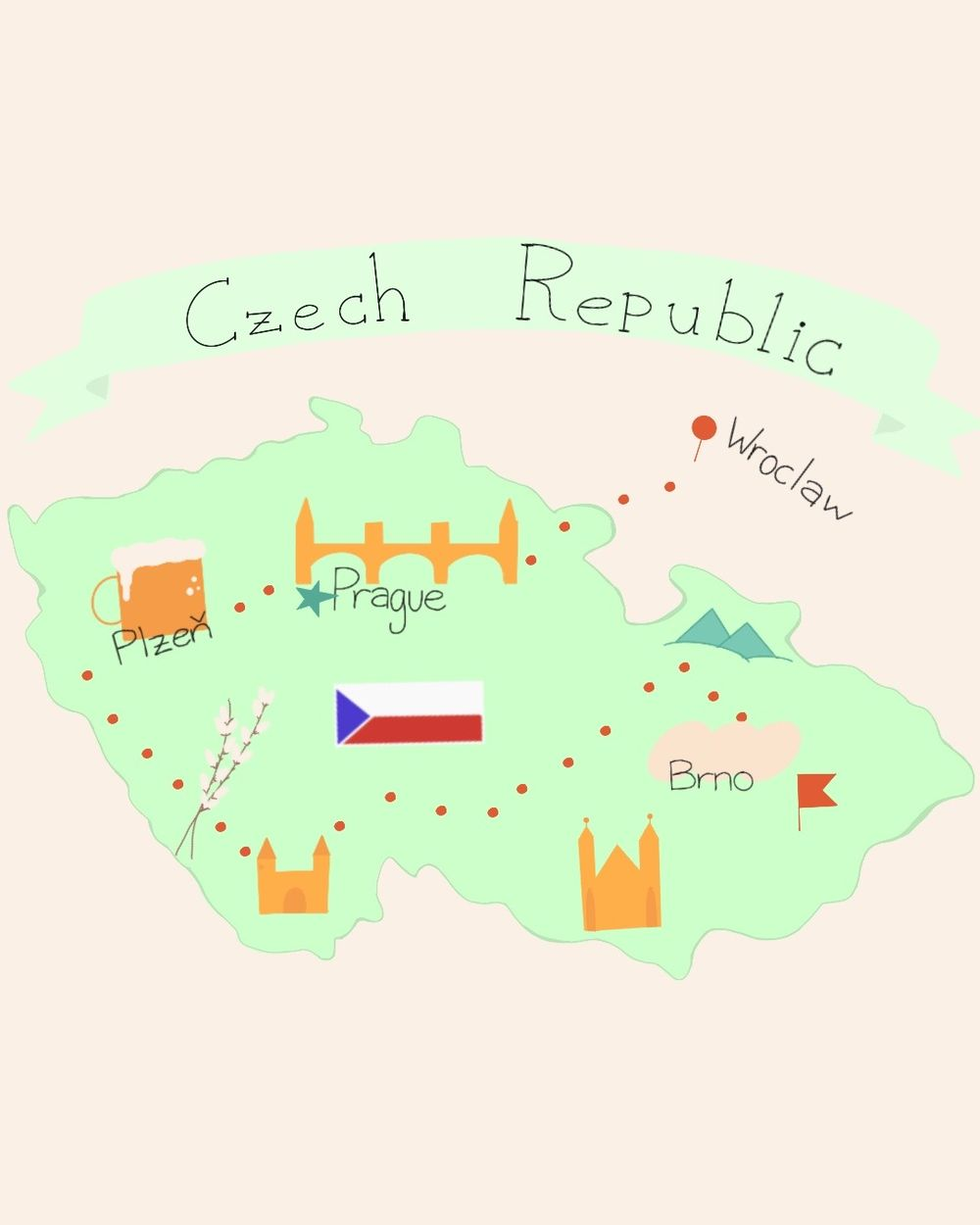 Czech Republic - image 1 - student project