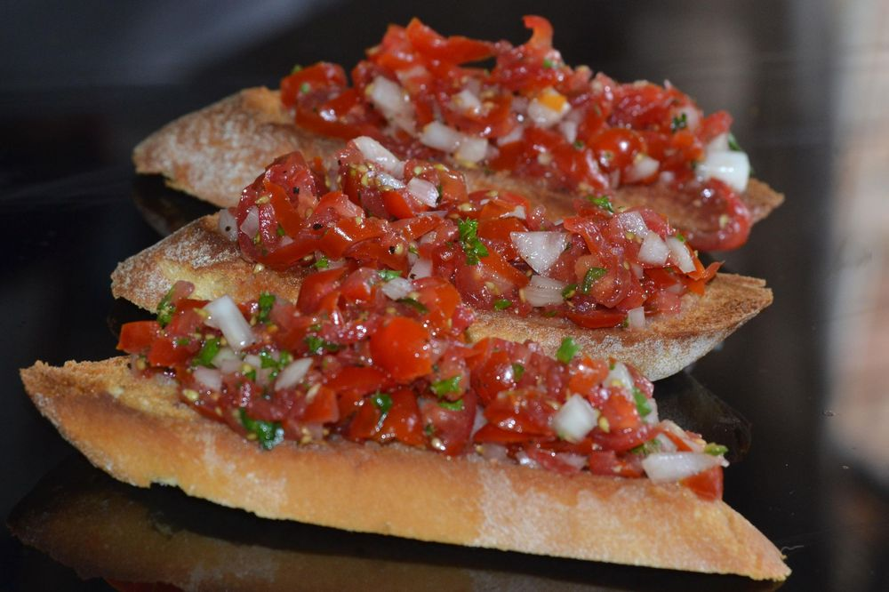 How My Bruschetta's Turned Out :) - image 1 - student project