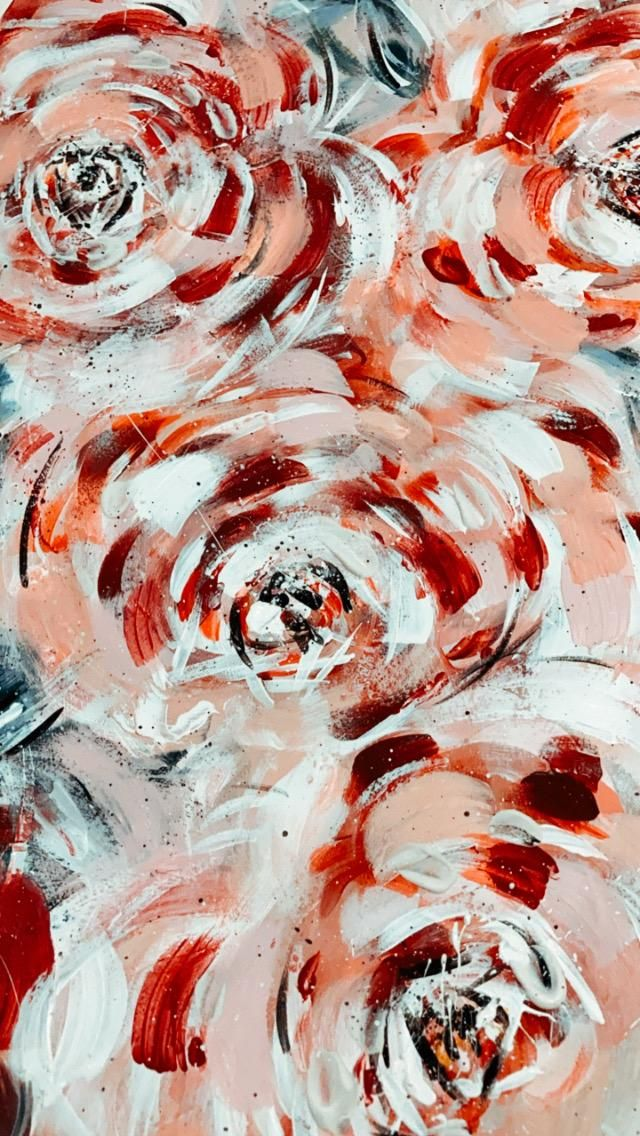 Expressive florals - image 2 - student project