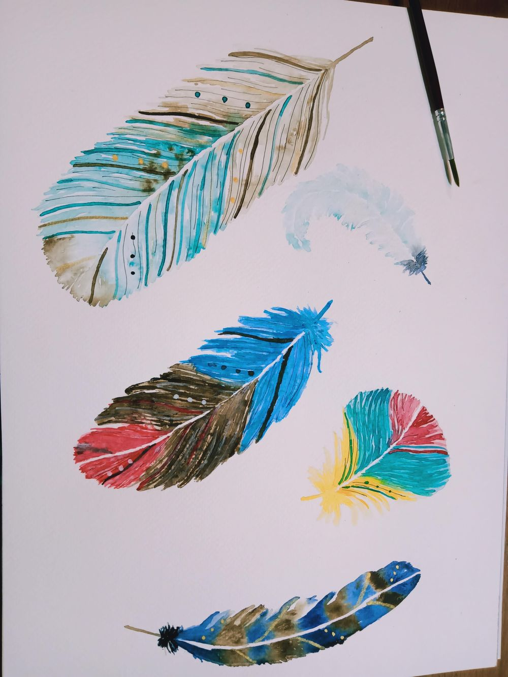 Bohemian style - image 1 - student project