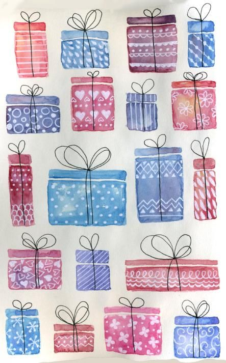 Gift boxes - image 1 - student project