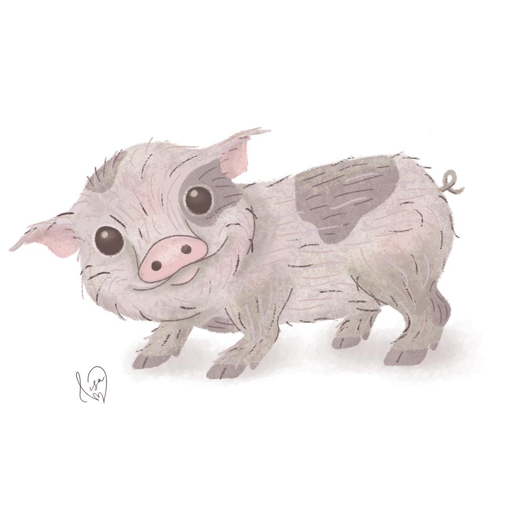 Piggy<3 - image 1 - student project