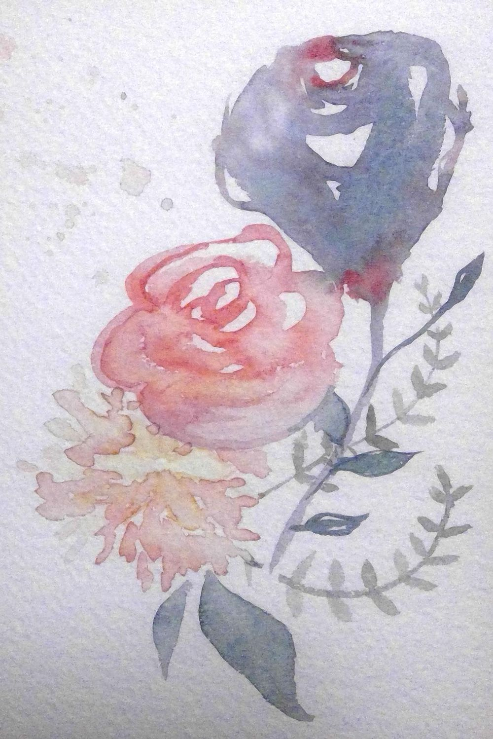 Unfinished roses - image 1 - student project