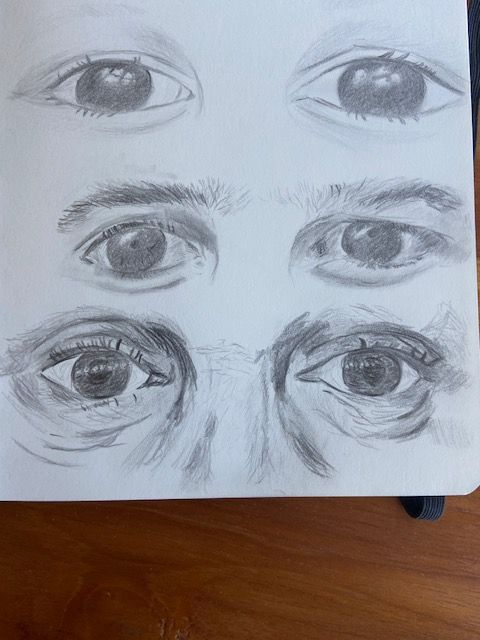 Eyes - image 1 - student project
