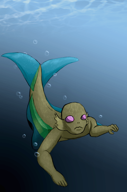 Merperson - image 2 - student project