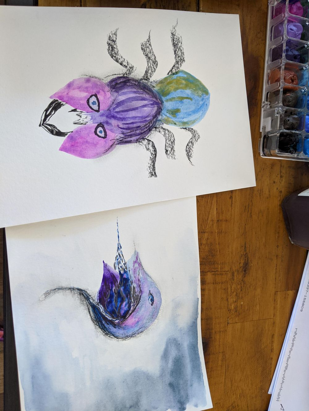 Making Monsters! - image 1 - student project