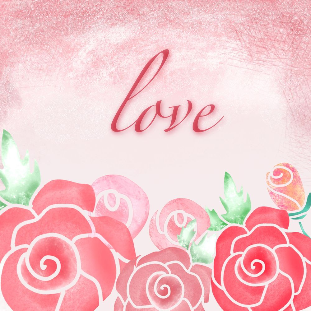 Love roses - image 1 - student project