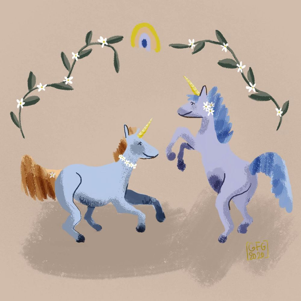 Unicorn magic - image 1 - student project