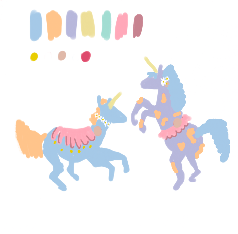 Unicorn magic - image 4 - student project