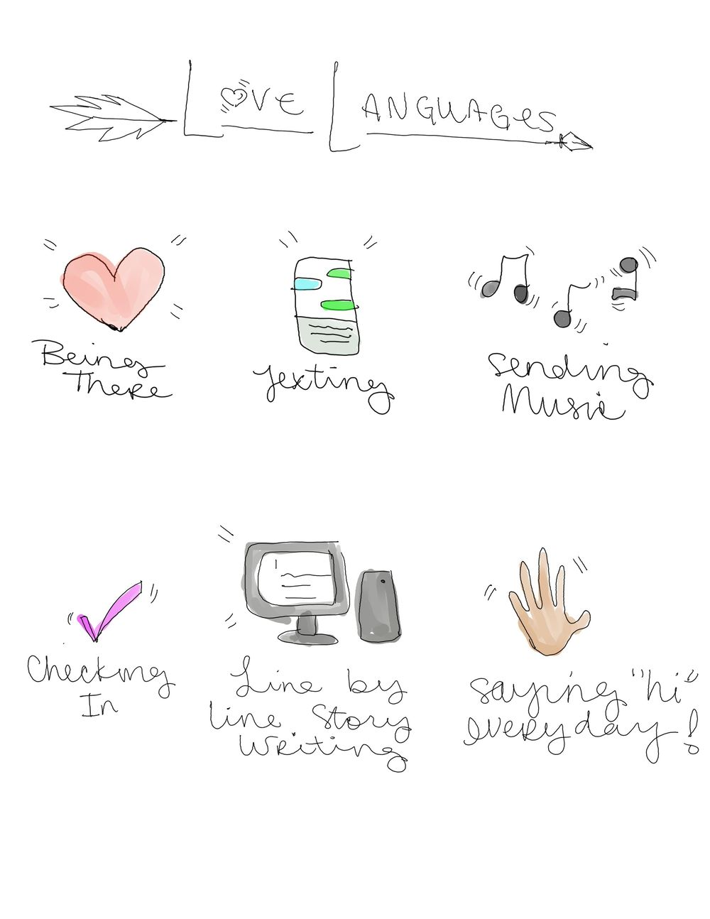 Self Care Journey, Vol 1 - image 5 - student project