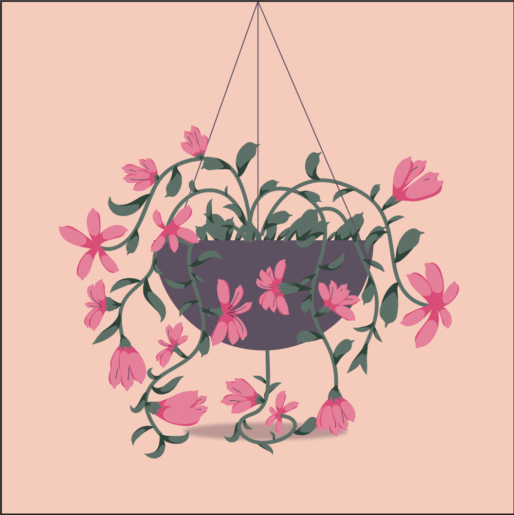 Spring Flowers - image 2 - student project