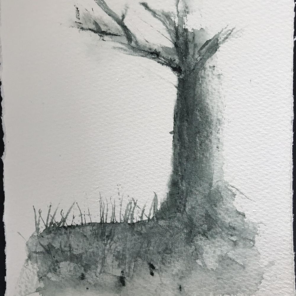 Winter Tree - image 2 - student project