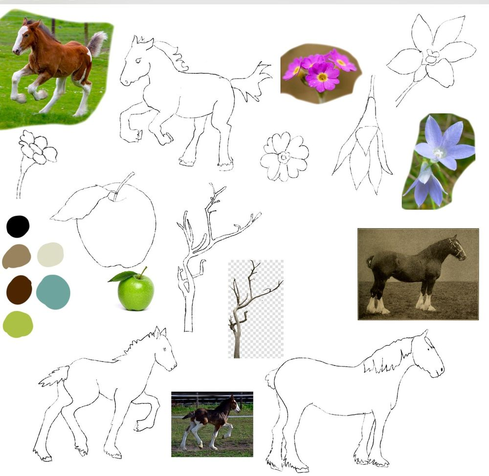 Apples for my Horses - image 1 - student project