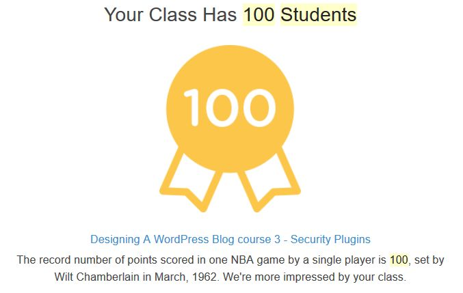 Designing A WordPress Blog - image 1 - student project