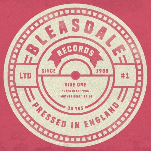 Vintage Record Label - image 4 - student project