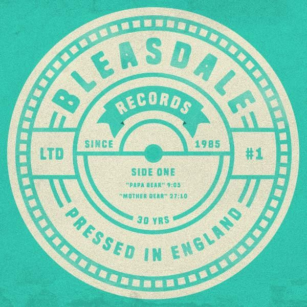 Vintage Record Label - image 3 - student project