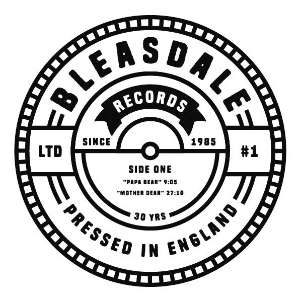 Vintage Record Label - image 2 - student project