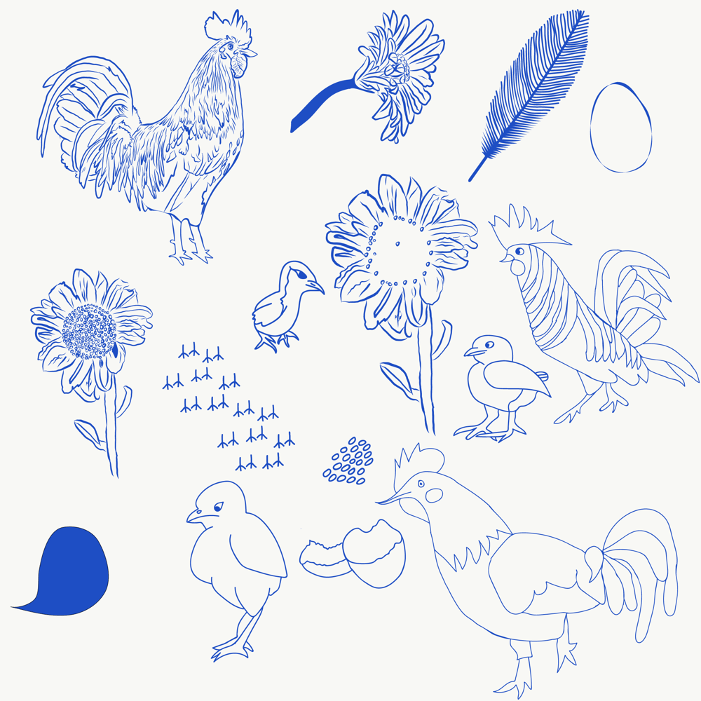 Year of the Rooster - image 1 - student project