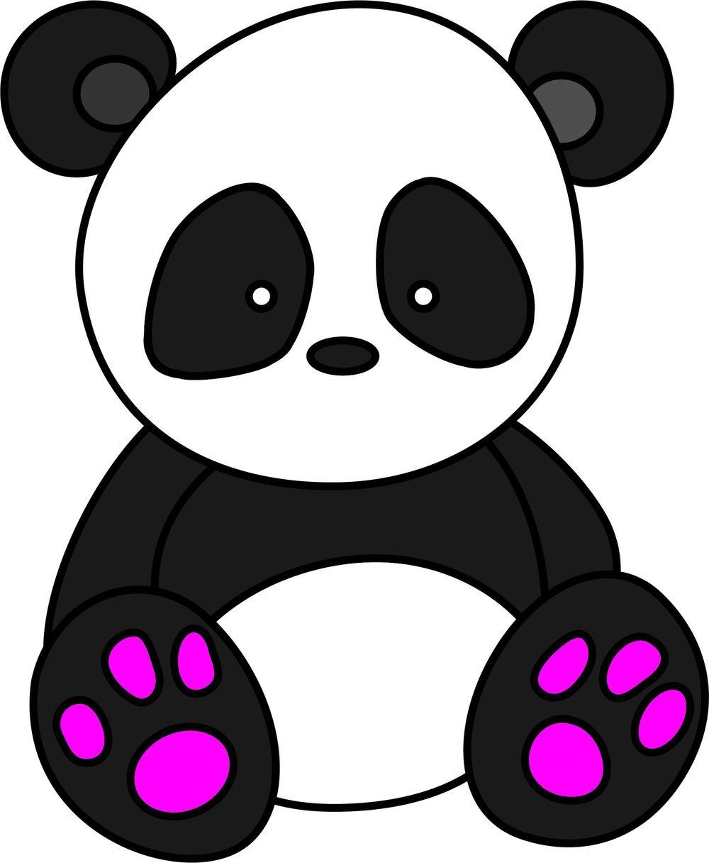 Ellipse Tool Panda - image 1 - student project