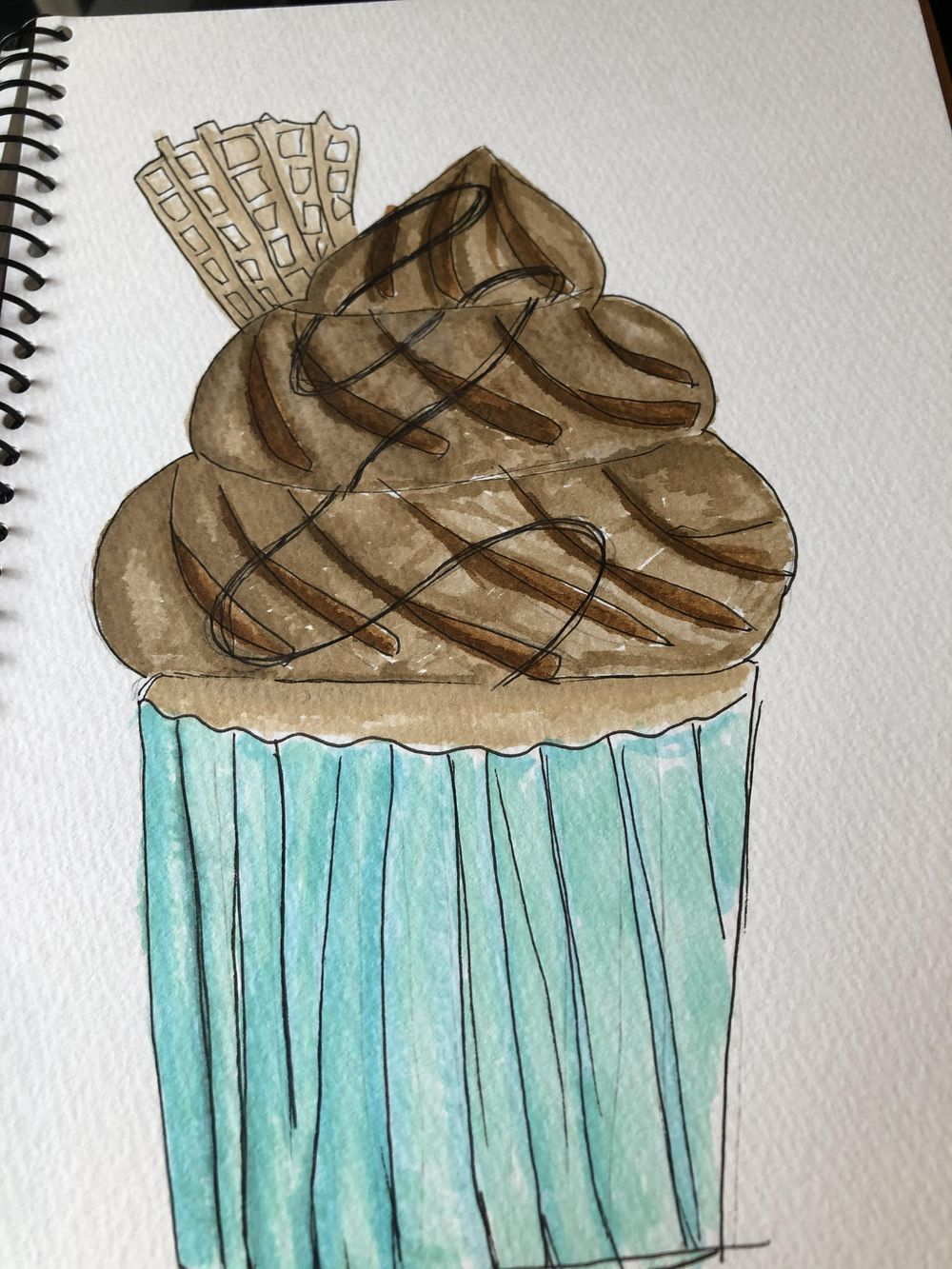Cupcake - image 1 - student project