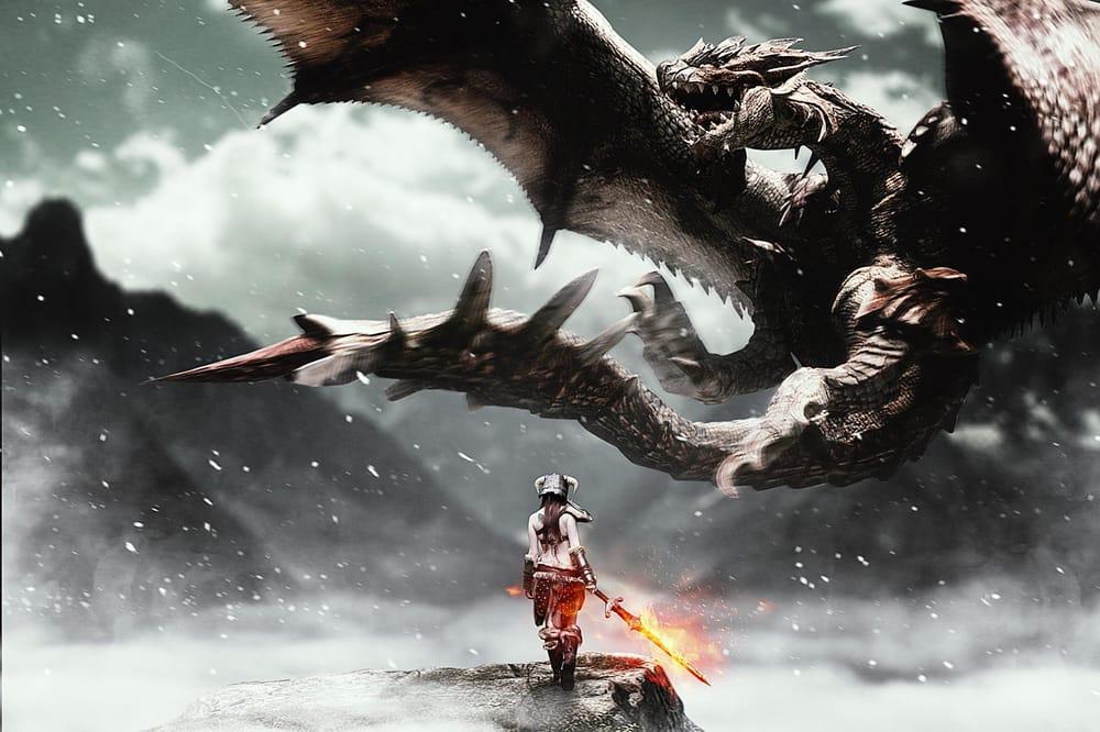Dragon Hunter - image 1 - student project