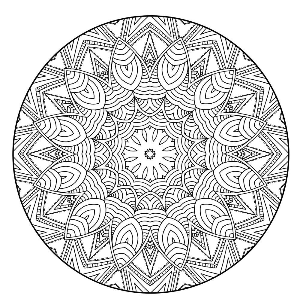 Kaleidoscopes and Mandalas - image 1 - student project