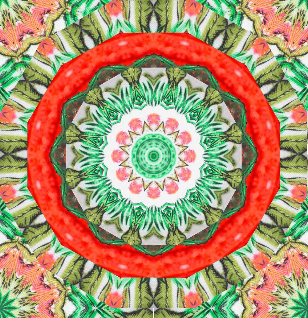 Kaleidoscopes and Mandalas - image 2 - student project