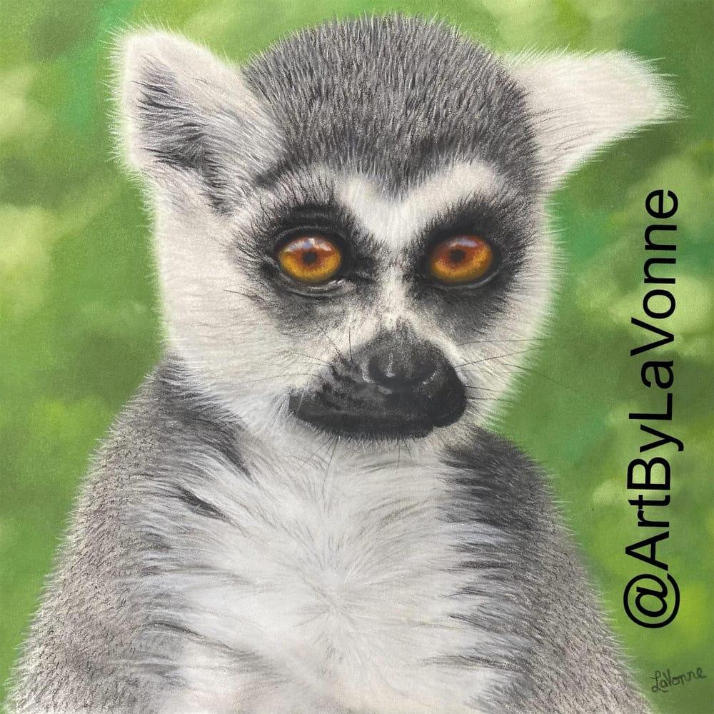Cute Little Lemur - image 1 - student project