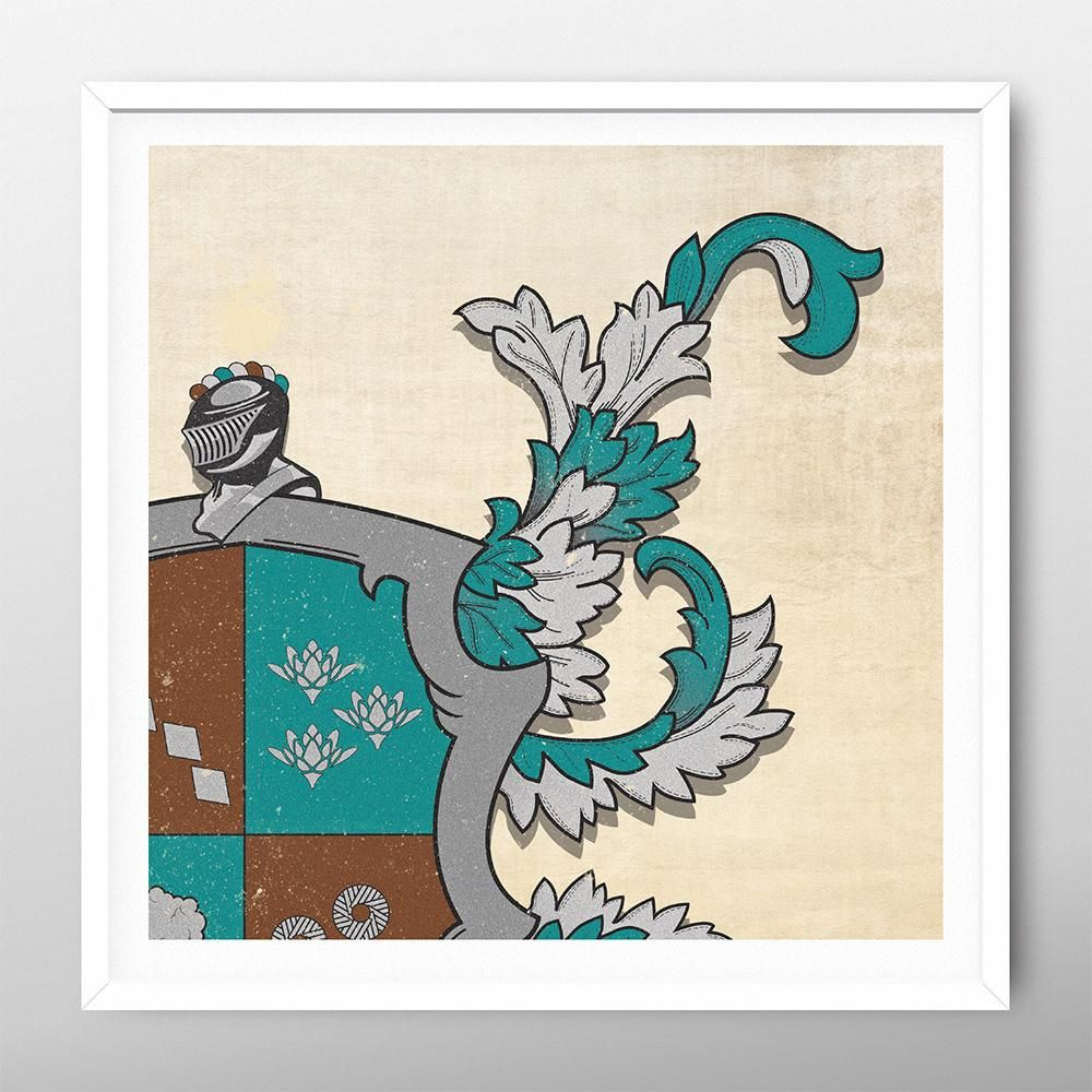 The Coat of Arms - image 2 - student project