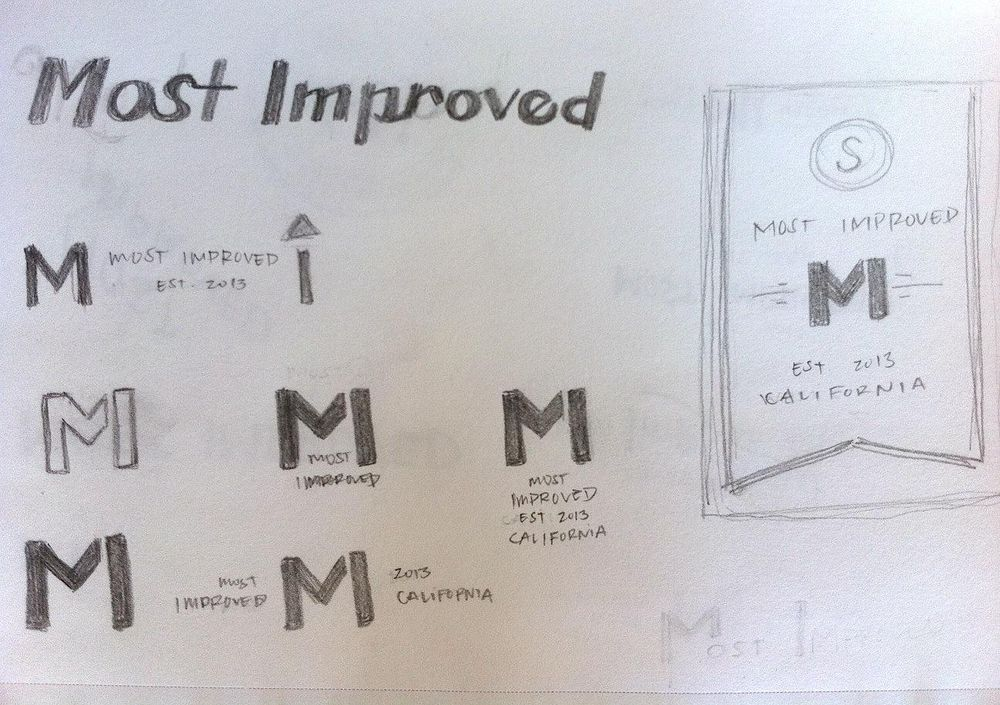 Brand: Most Improved - image 18 - student project