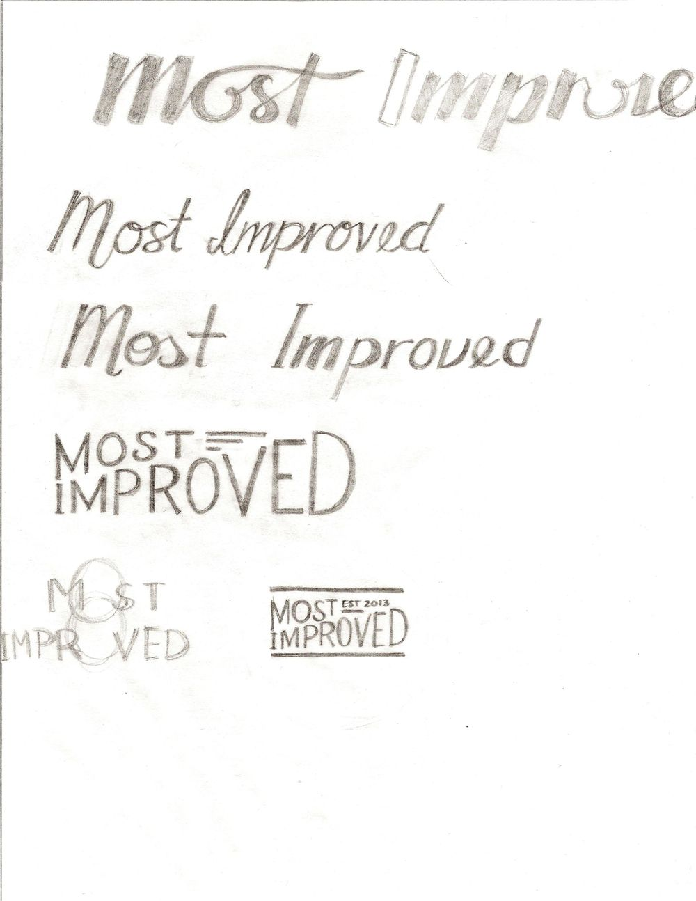 Brand: Most Improved - image 4 - student project