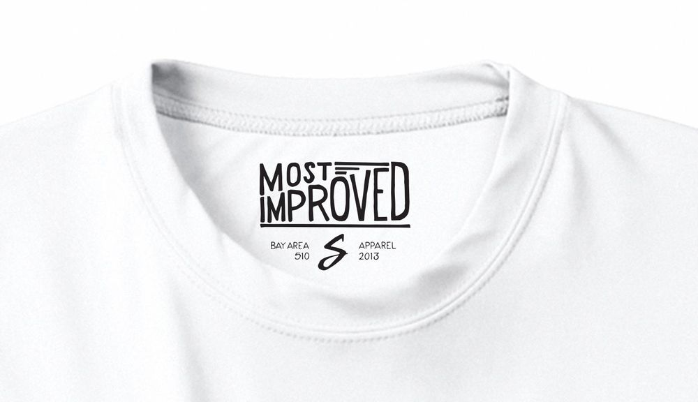 Brand: Most Improved - image 1 - student project