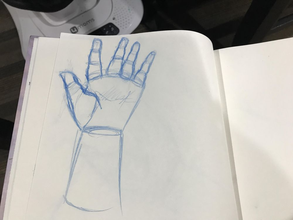 Hands - image 2 - student project