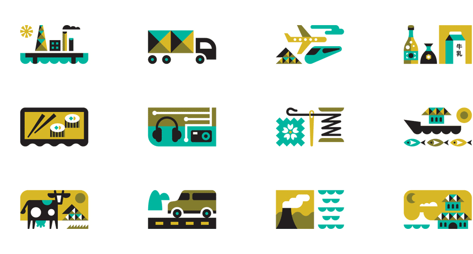 Vancouver Map Icons - image 1 - student project