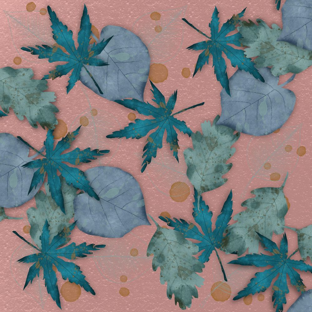 rustic leaves - image 1 - student project