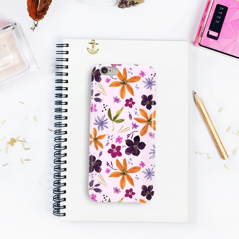Wildflower Repeat + new mockups - image 8 - student project