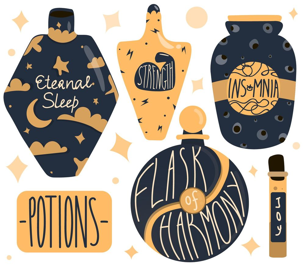 My magic potions - image 2 - student project