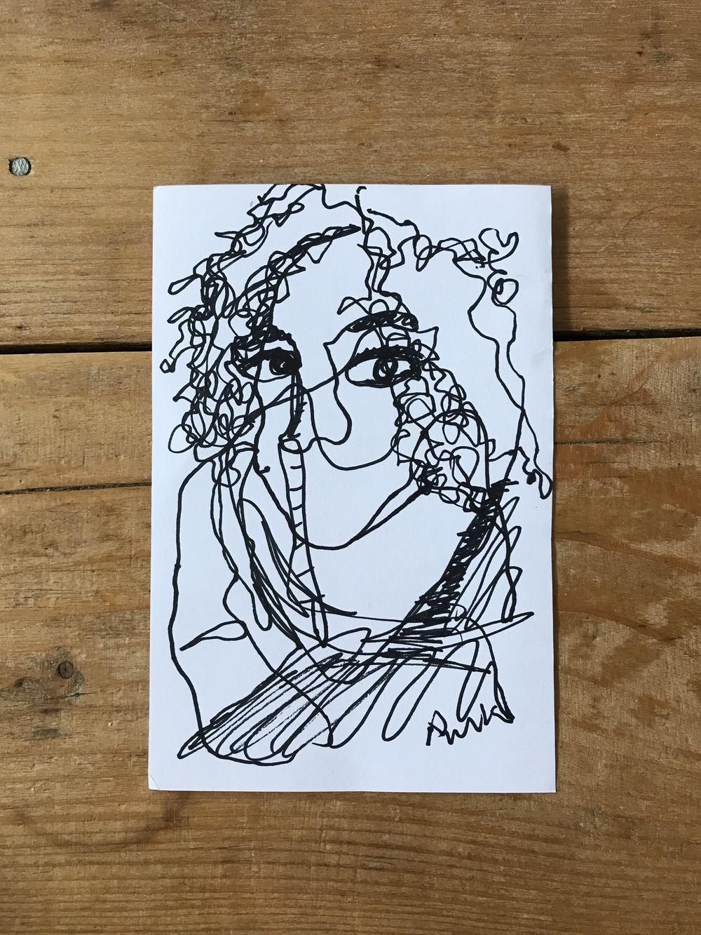 Self portrait - image 2 - student project