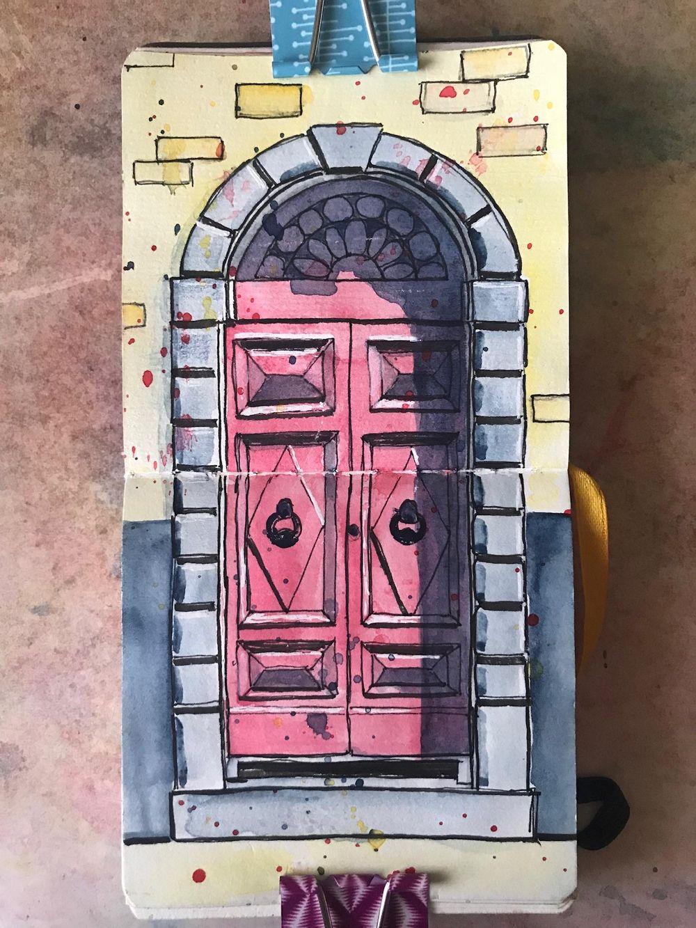 A few doors - image 3 - student project