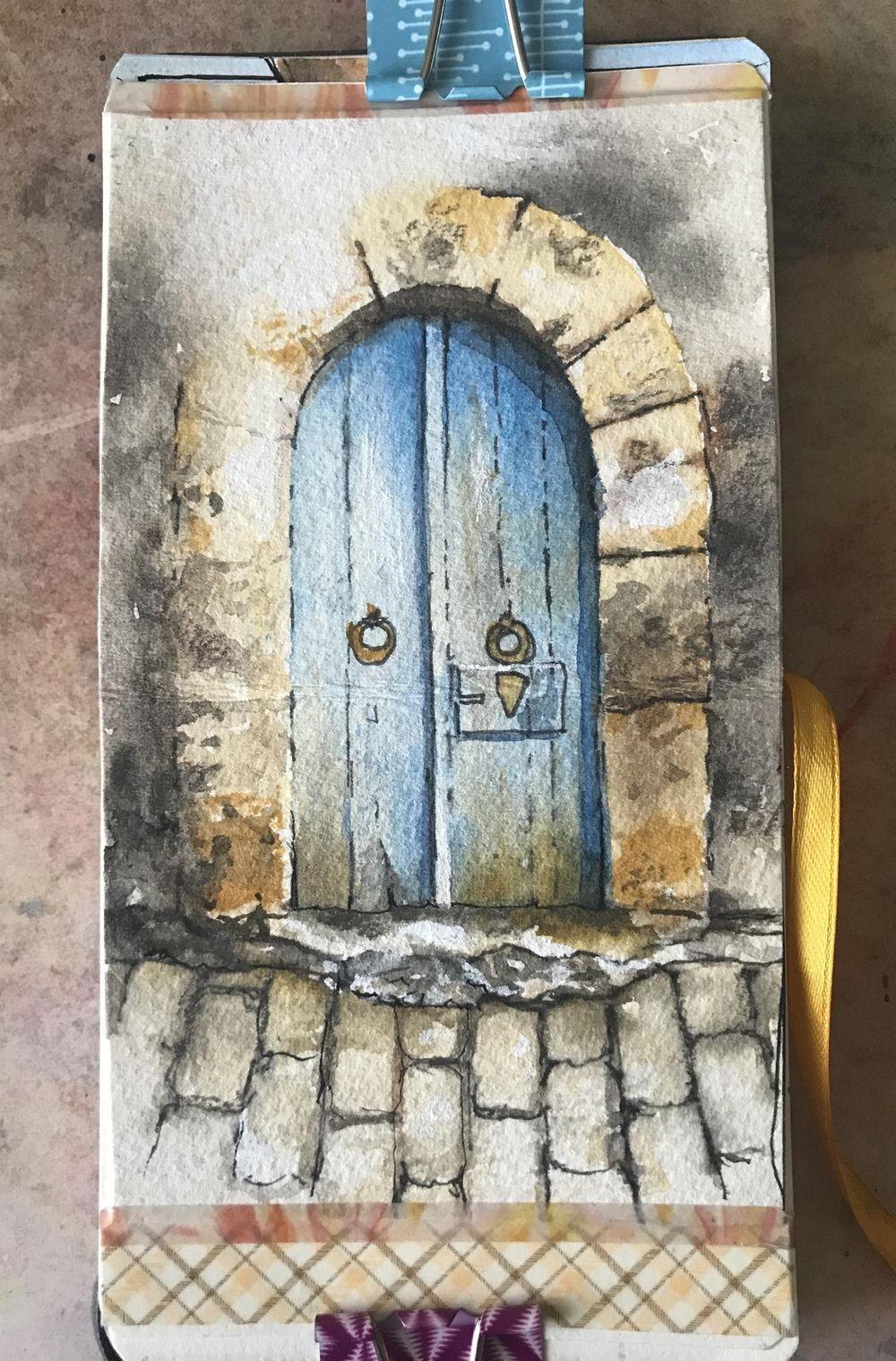 A few doors - image 4 - student project