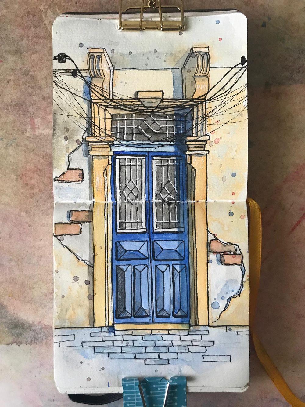 A few doors - image 2 - student project