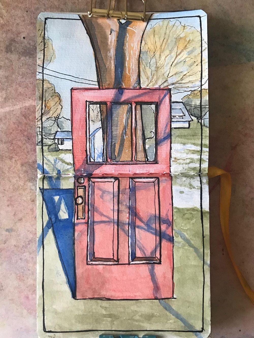 A few doors - image 1 - student project