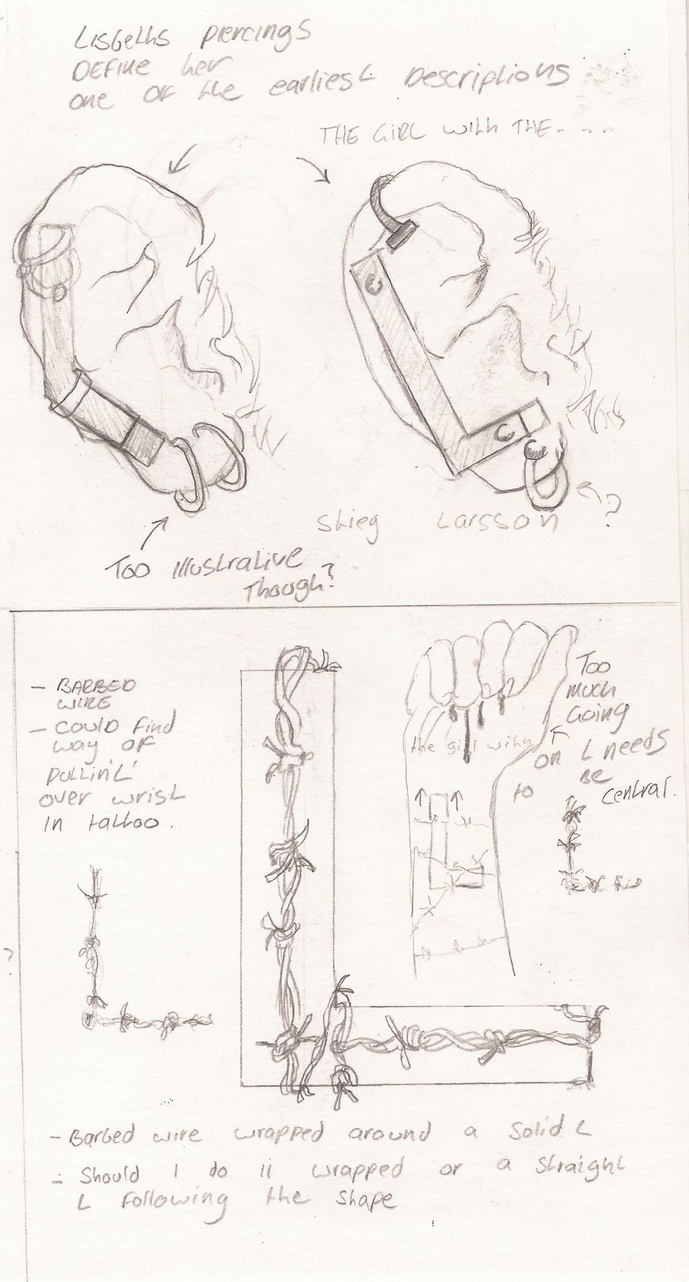 The Girl With The Dragon Tattoo - Stieg Larsson - image 3 - student project