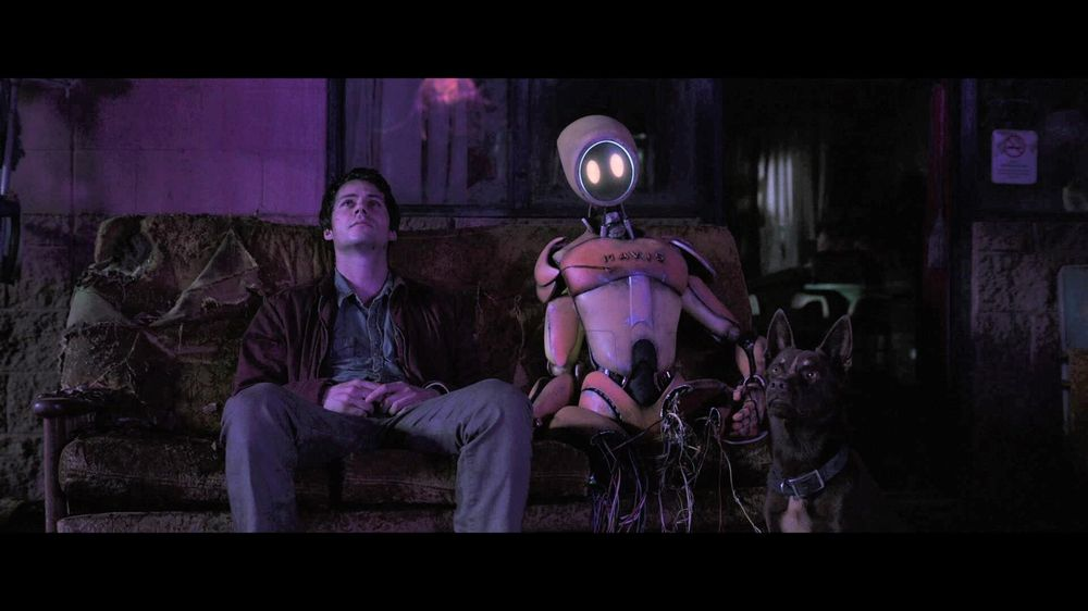 Love and Monsters - Movie Scene - image 4 - student project