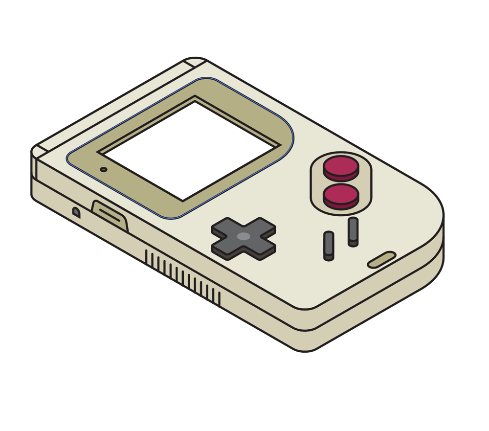 Gameboy - image 3 - student project
