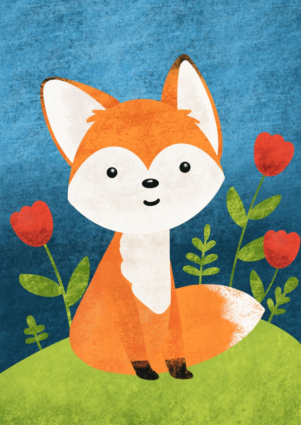 Fox - image 3 - student project
